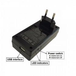 Mini UPS 12V 1A Sistema UPS...